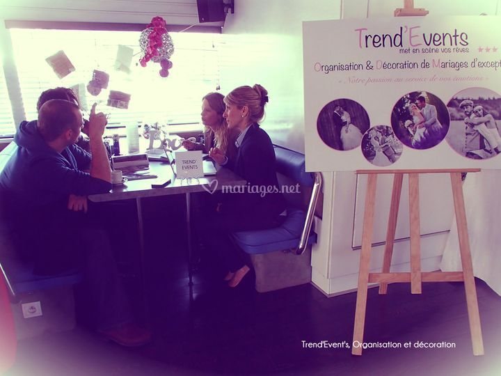 Showroom Mariage Trend'Events
