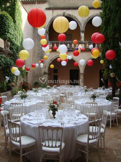 Boules décorative