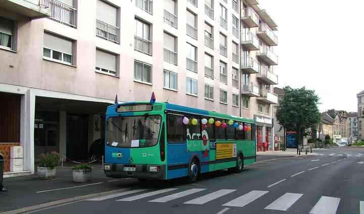 Location du bus