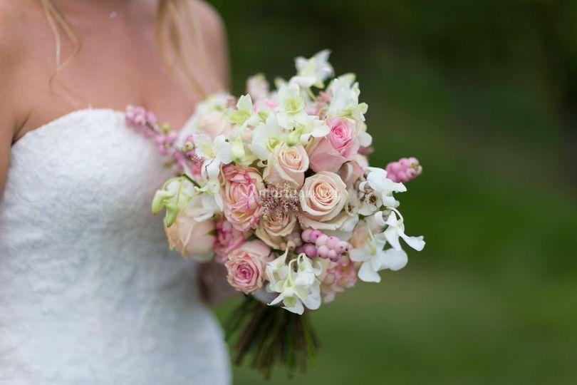 Bouquet de Mariée Buzzy Bee