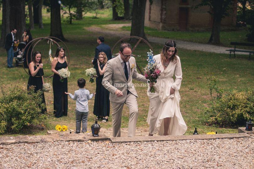 Mariage en Ariège