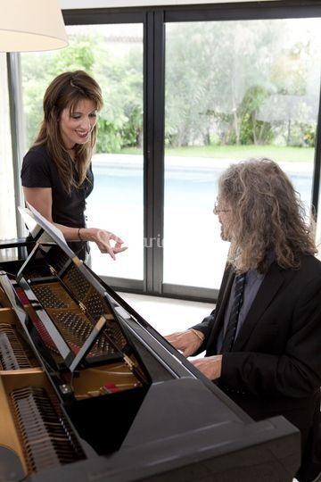 Duo voix et piano