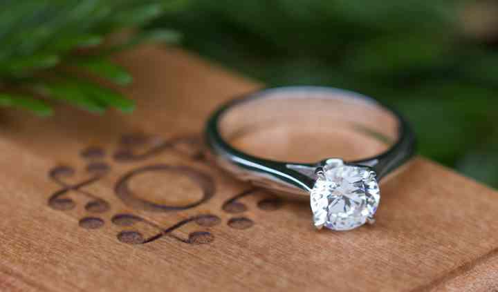 Solitaire Luna Grande Diamant