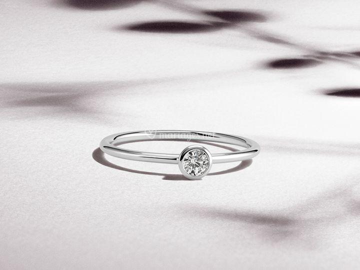 Solitaire Essentiel Diamant