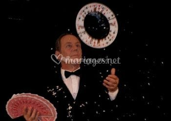 Logo Frank Barton Magicien