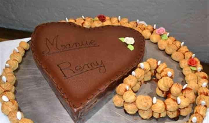 Personnalisation de votre gâteau