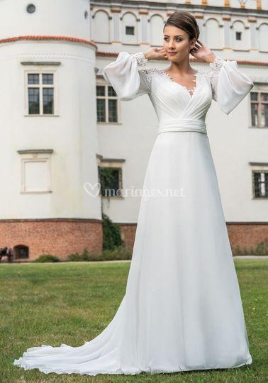 Aida robe de mariée