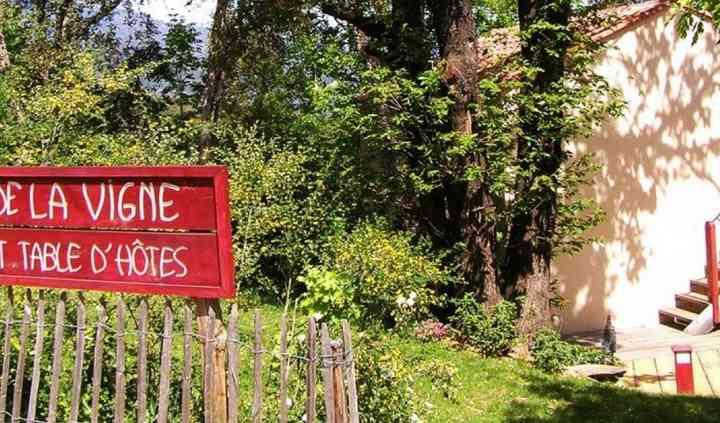 Maison de la Vigne