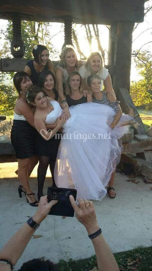 Mariage d'Anais
