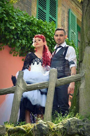 Le couple de Montmartre
