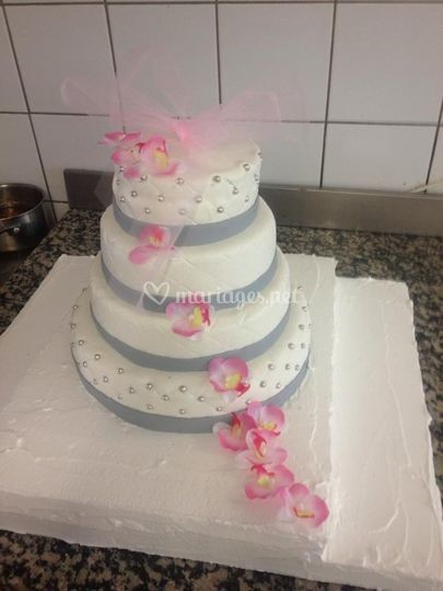 Wedding cake douceur