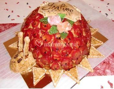 Gâteau boule