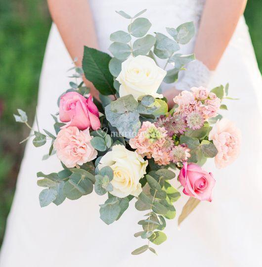 Bouquet de Mariée Guerlin