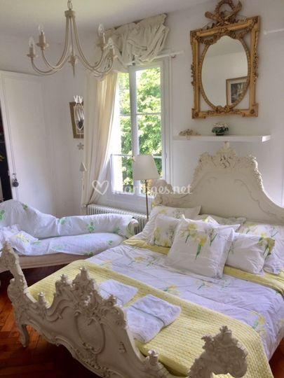 Le ch teau du ronchay for Decoration chambre nuptiale