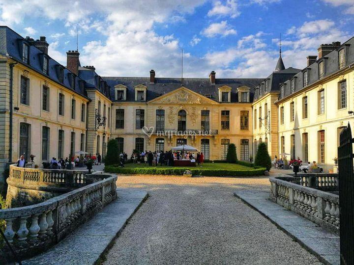 Chateau d'Hermenonville