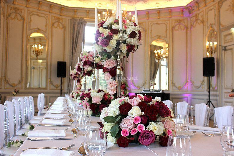 Mariage Pavillon Royal