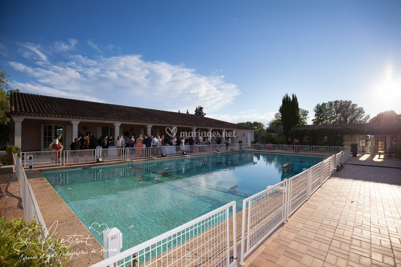 La piscine de ch teau de l 39 aum rade by sully ev nements for Piscine 3 chateaux