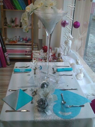 Decoration de table