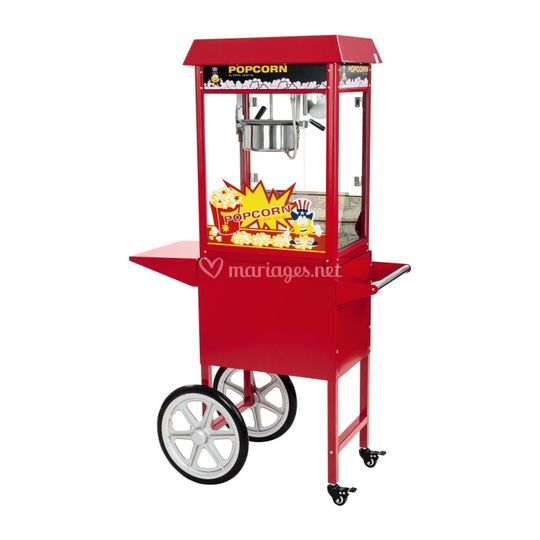 Chariot Pop Corn
