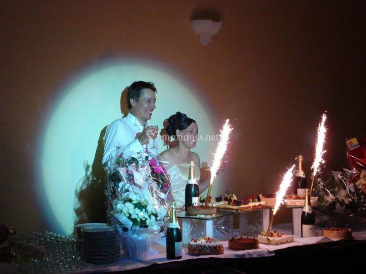 Musique dessert mariage