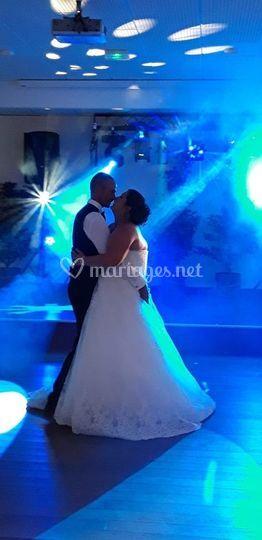 Première danse Rachel&Florian