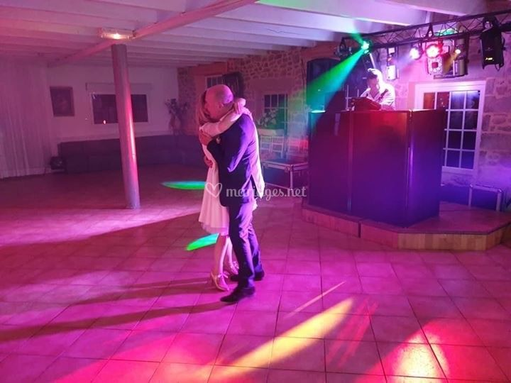 1ère danse