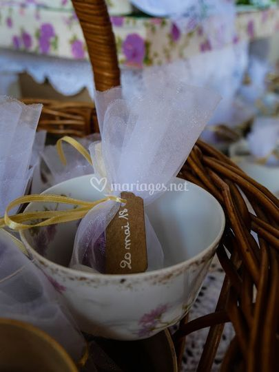 Thème Tea Time chez Alice