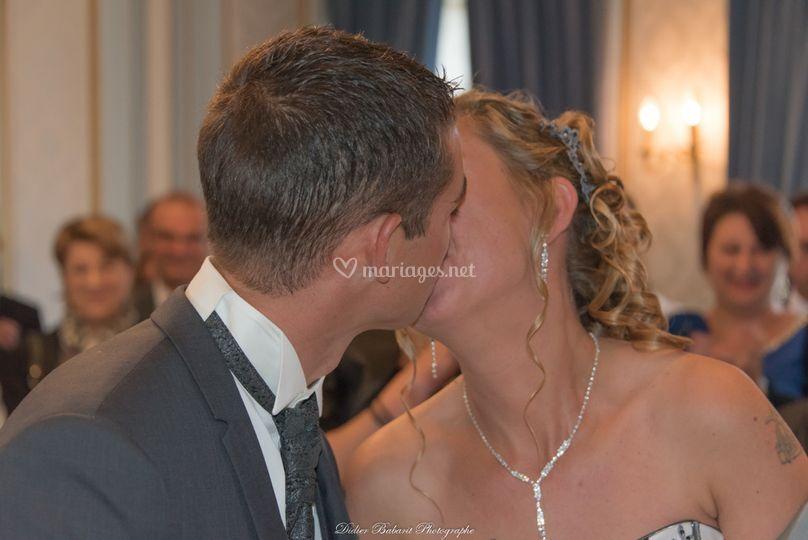 Le baiser de la mairie