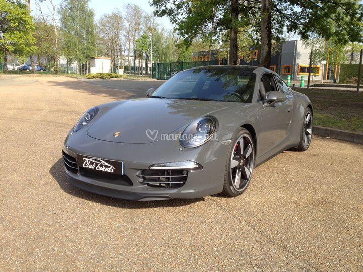 Location Porsche 997 50th