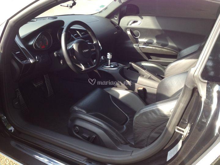 Location Audi R8