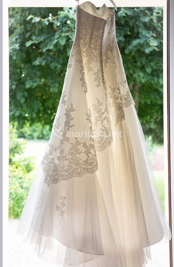 Robe de mariée - Mélanie Robin