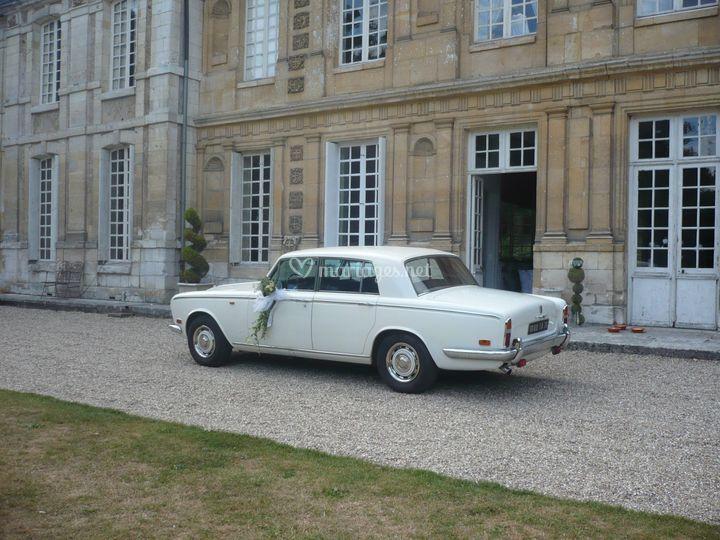 Rolls Royce de 1972
