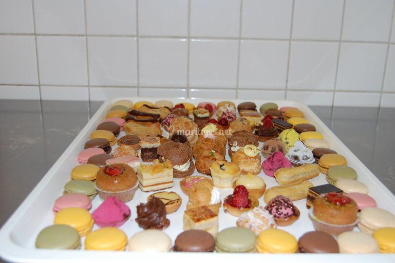 Les petits Gâteaux