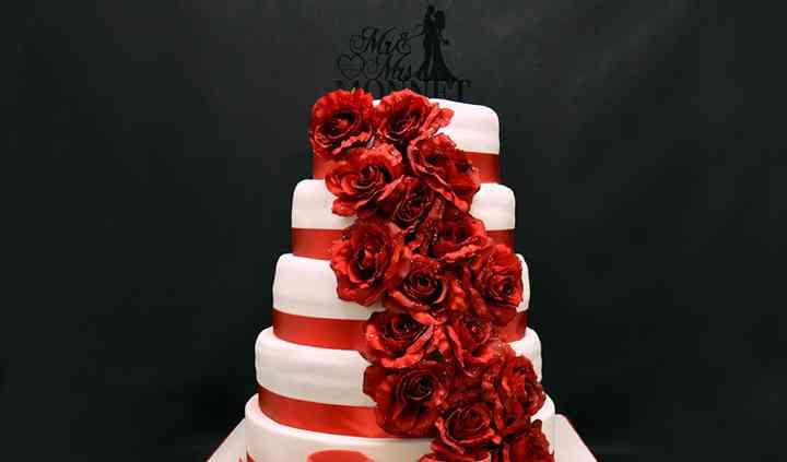 Wedding cake sur mesure