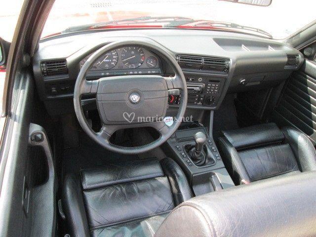 BMW 3.25 I de 1987
