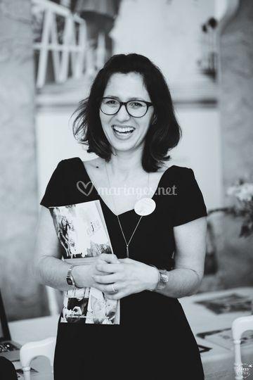 Anne-Laure - officiante