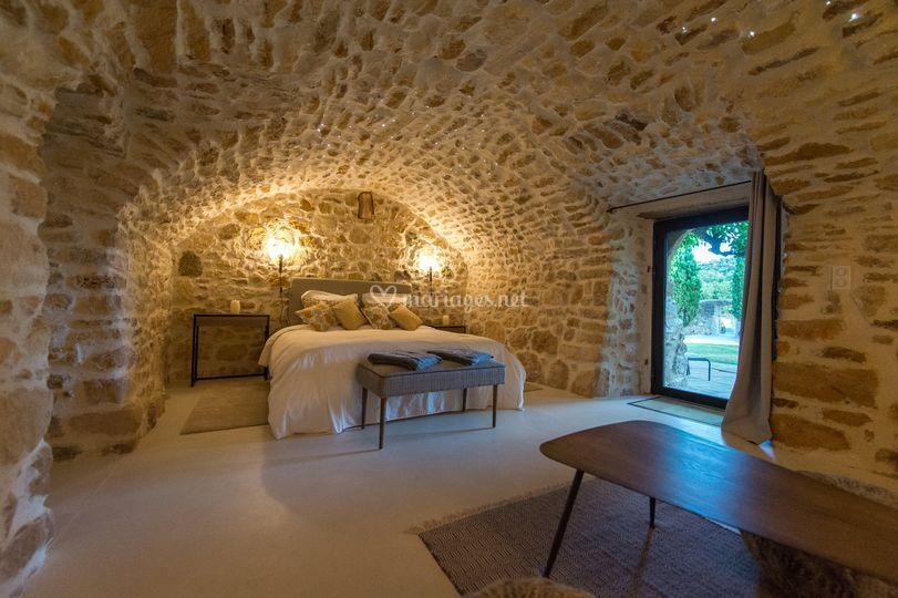 La chambre Cassiopée