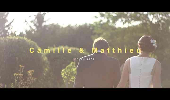 Camille & Matthieu