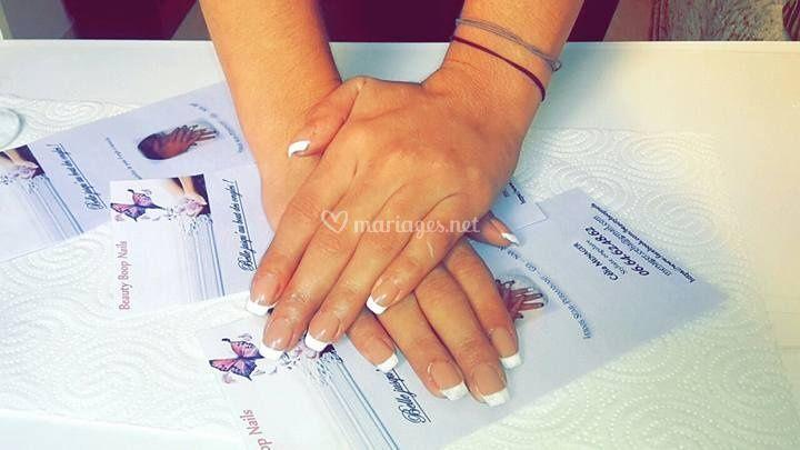 Beauty boop nails for Pedicure salon de provence