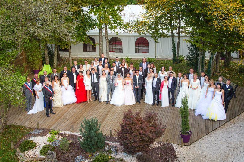 Record des mariés