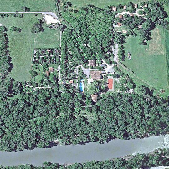 Vue satellite du domaine