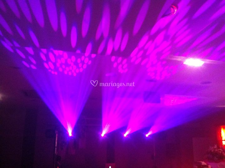 Lyres Eclairage led