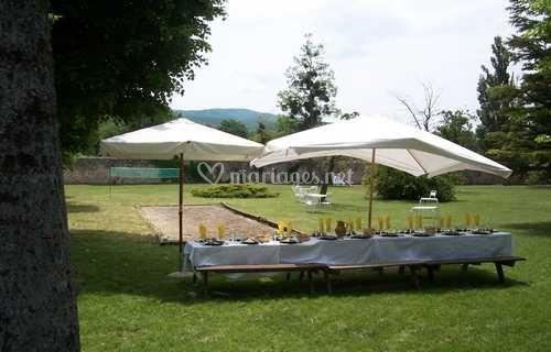 Jardin Domaine de Chanteraine