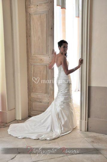La prépartion de la mariée