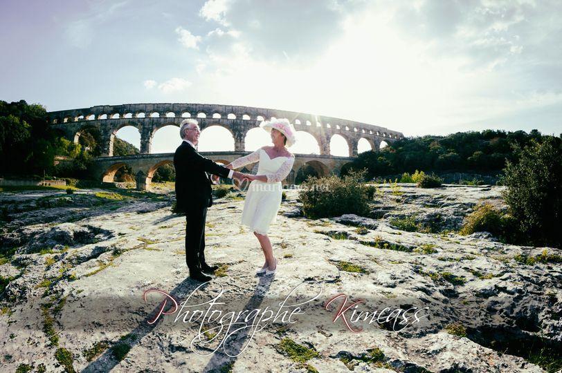 Avril 2017 Pont du Gard