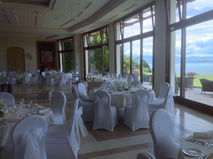 Mariage hotel Royal Evian