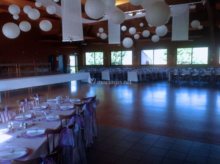 Mariage salle eloise
