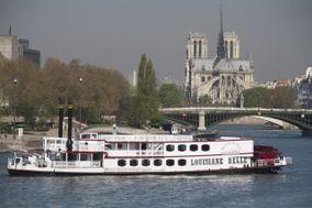 bateaux de paris - Location Peniche Mariage Paris