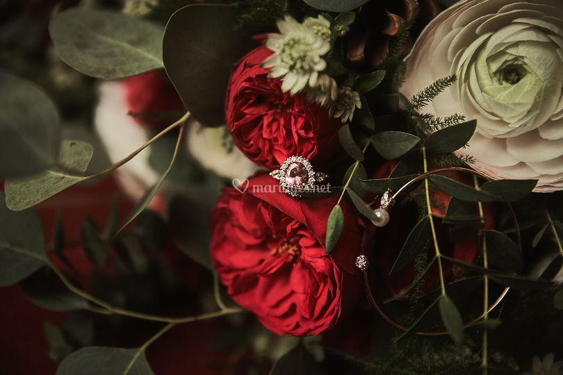 Le bouquet de Tiah