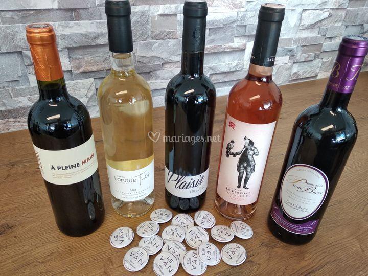 Des vins respectueux